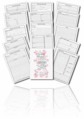 The Busy Woman's Daily Planner © www.thebusywoman.com