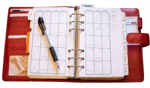 Time Tip - Planner Coding by The Busy Woman - www.thebusywoman.com