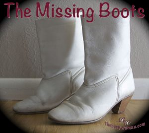 The Missing Boots by Susie Glennan The Busy Woman www.thebusywoman.com